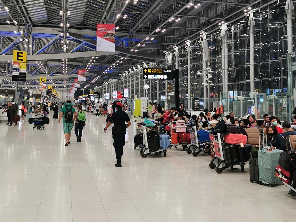 คุมเข้มการบิน! ผู้เดินทางจาก 4 ประเทศเสี่ยง ต้องมีใบรับรองแพทย์