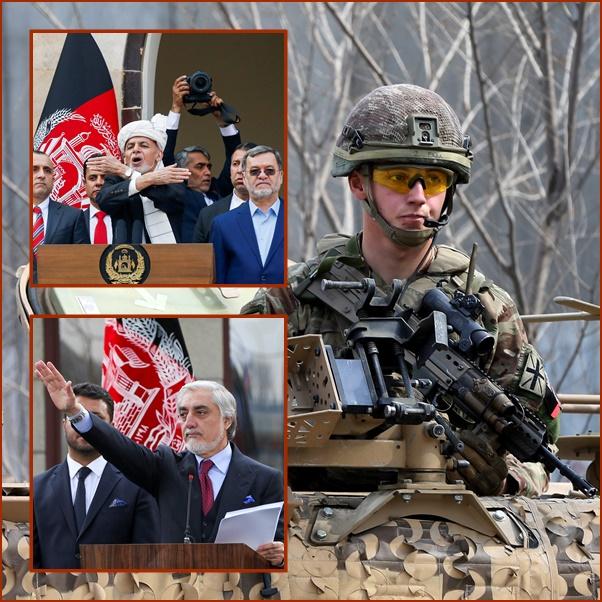 """In Clip: """"สหรัฐฯ"""" เริ่มต้นถอนทหารออกจาก """"อัฟกานิสถาน"""" ตามหลัง """"อัชราฟ กานี"""" และคู่แข่งเข้าพิธีสาบานตนวันเดียวกัน"""
