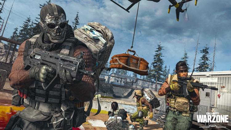 """โหลดฟรี! """"Call of Duty: Warzone"""" ศึกแบทเทิลรอยัล 150 คน"""