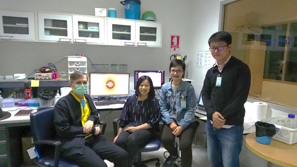 ซินโครตรอนช่วยนักวิจัยฝ่าวิกฤตโควิด-19 ไม่ต้องไปทดลองถึงไต้หวัน
