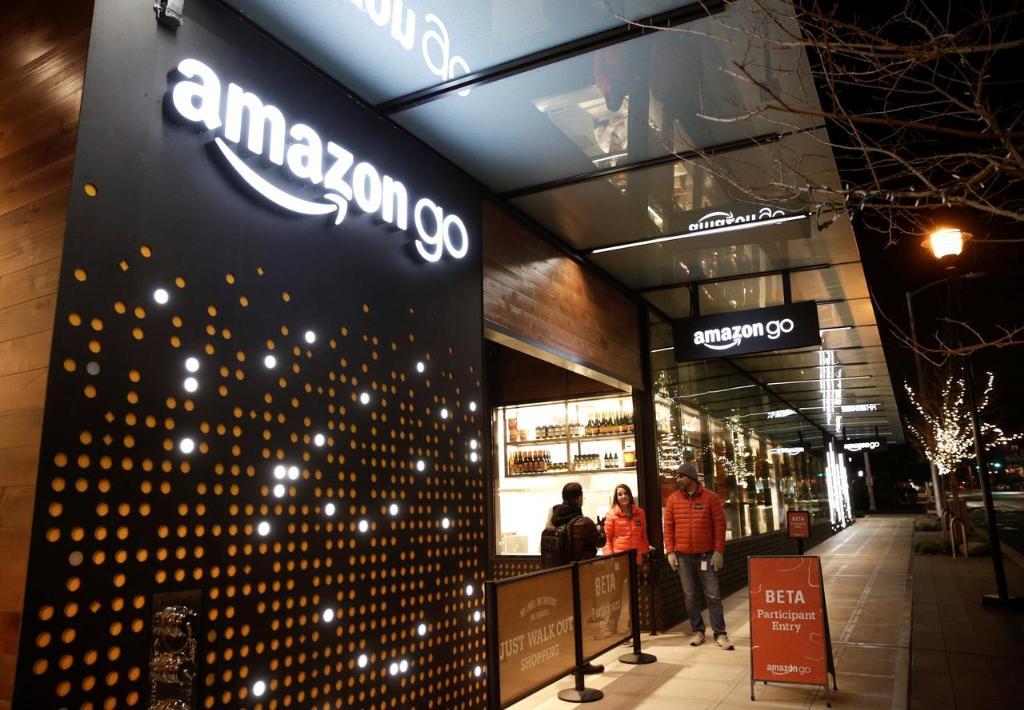 """ค้าปลีกถึงจุดเปลี่ยน Amazon ขายจริง """"ระบบร้านไร้แคชเชียร์"""""""