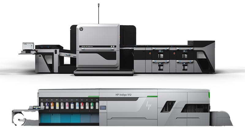 เอชพี เสริมไลน์เครื่องพิมพ์เชิงพาณิชย์ ขนรุ่นใหม่โชว์ในงาน drupa