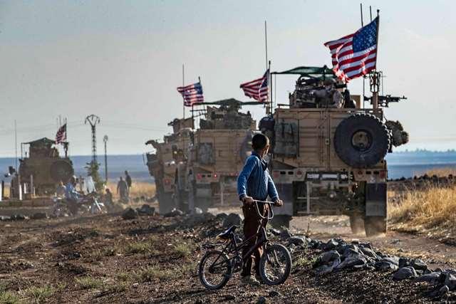 นักรบอิรักโดนถล่มดับ 26 ศพในซีเรีย  หลังกลุ่มพันธมิตรมะกันถูกโจมตี