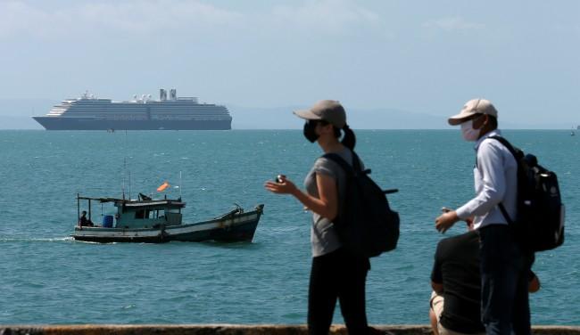 สาธารณสุขแนะนครโฮจิมินห์ปฏิเสธเรือสำราญเทียบท่าเลี่ยงโควิด-19 ระบาด