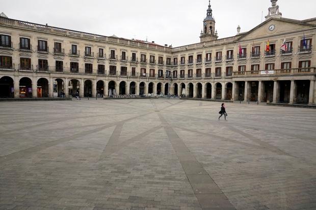 สเปนเริ่มเอาไม่อยู่!ปิดตาย4เมืองในกาตาลุญญา กักกันโรคโควิด-19