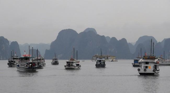 เวียดนามสั่งปิดฮาลองเบย์-ฮอยอันชั่วคราวป้องกันโควิด-19 ระบาด