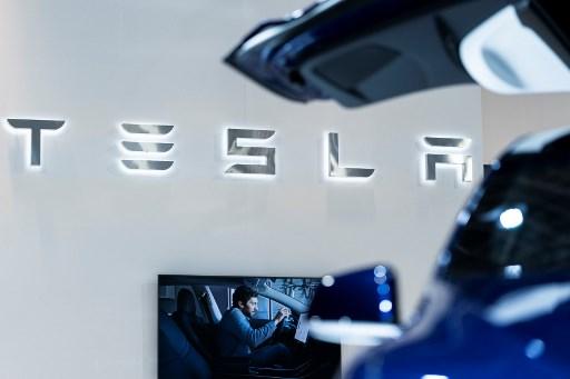 """""""เทสลา"""" บริษัทผลิตยานยนต์ไฟฟ้าชั้นนำของโลก (แฟ้มภาพเอเอฟพี)"""
