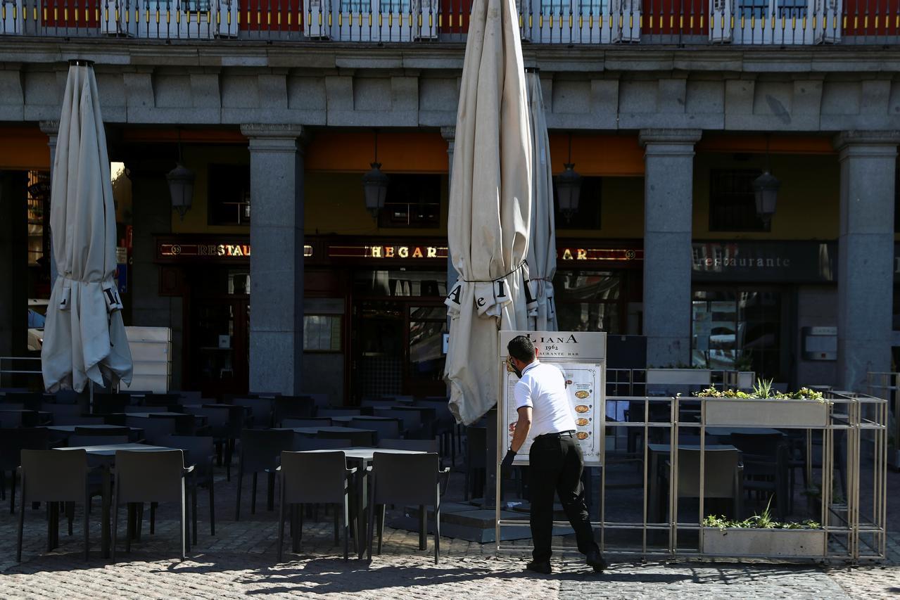 สื่อกระทิงตีข่าว สเปนเตรียมประกาศภาวะฉุกเฉินทั่วประเทศ ปิดทุกร้านในมาดริด