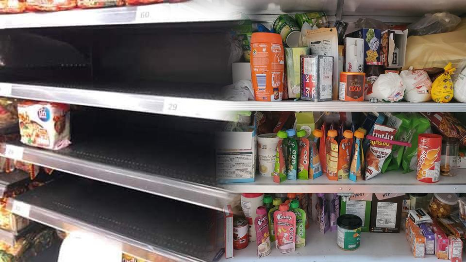 """แนะไม่ต้องกักตุนอาหาร! บทเรียนน้ำท่วมปี 54 ซื้อมายังต้องทิ้ง-เช็กแล้ว """"มาม่า"""" ยันไม่ขาดตลาด"""