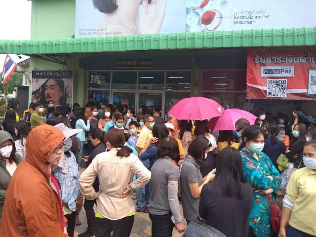 ตรวจเข้มคนข้ามฝั่งเข้าแม่สาย พม่ายันตรวจ 140 ผู้ป่วยต้องสงสัยแล้วไร้เชื้อโควิด-19