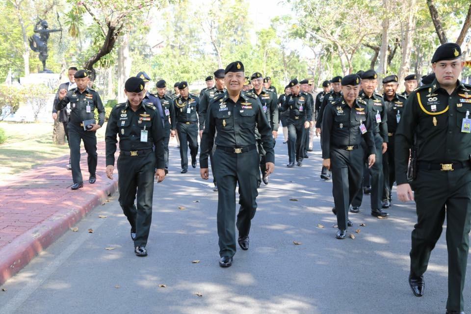 กองทัพ สำรวจสายการแพทย์ระดมพลสู้โควิด-19 ทัพไทยออก 11 มาตรการเข้ม