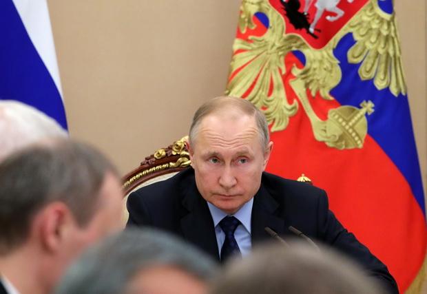 """ของจริง! """"ปูติน"""" ประกาศกร้าวคุมอยู่หมัดโรคระบาดโควิด-19 ในรัสเซีย"""