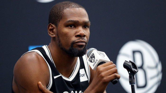 """""""ดูแรนท์"""" สตาร์ NBA เหยื่อรายล่าสุดติดเชื้อโควิด-19"""