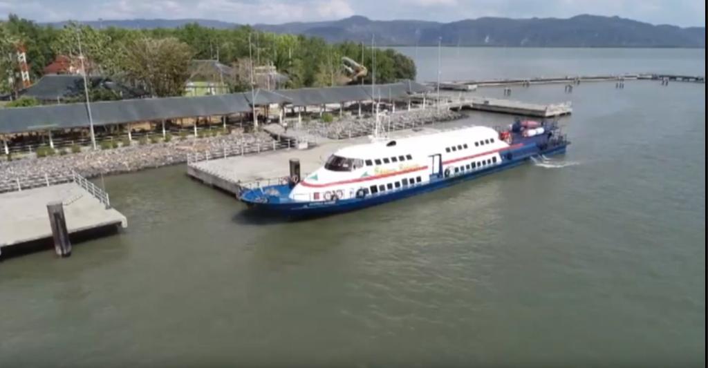 หยุดเดินเรือข้ามแดนสตูล- ลังกาวี หลังมาเลย์ปิดประเทศ