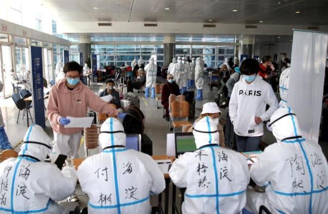 ปักกิ่งปวดหัว! พบผู้ติดเชื้อจากต่างประเทศเพิ่มต่อเนื่อง แม้ผู้ป่วยรายใหม่ในจีนเหลือศูนย์