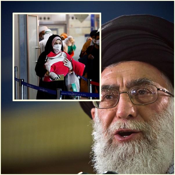 """In Clip: """"คาเมเนอี"""" อภัยโทษ 10,000  นักโทษรวมผิดด้านความมั่นคงฉลองปีใหม่อิหร่าน เตหะรานรักษาโควิด-19 คุณทวดวัย 103 ปีจนหาย"""