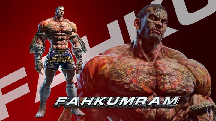 """Tekken 7 ส่งมวยไทย """"ฟ้าคำราม"""" ลงสังเวียน 24 มี.ค.นี้"""
