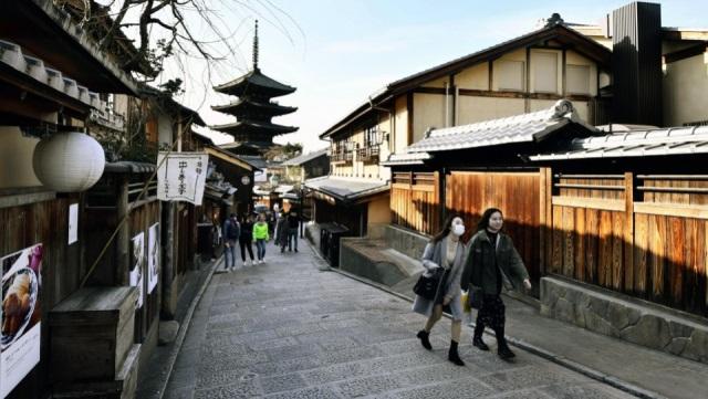โควิดพ่นพิษ! ญี่ปุ่นนักท่องเที่ยวหาย 58 เปอร์เซ็นต์ เมื่อเดือนกุมภาพันธ์