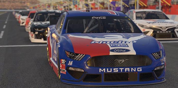 NASCAR จัดแข่ง eNASCAR แก้ขัดจากเหตุโควิด-19