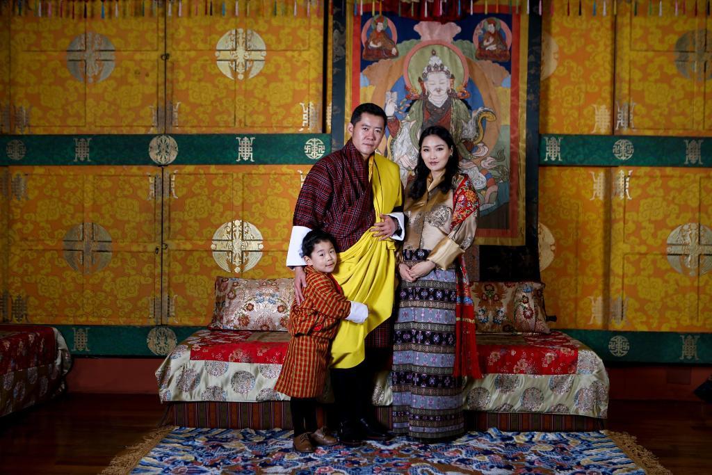 สมเด็จพระราชินีเจตซุน เพมา วังชุก แห่งภูฏาน มีพระประสูติการพระราชโอรสพระองค์ที่ 2 แล้ว
