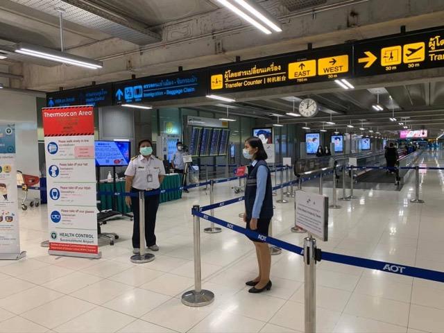 คนเบื้องหลังยัน สนามบินมาตรการเข้ม คัดกรองโควิด-19 เกลียดรัฐบาลไม่ว่าแต่อย่าดิสเครดิตประเทศ