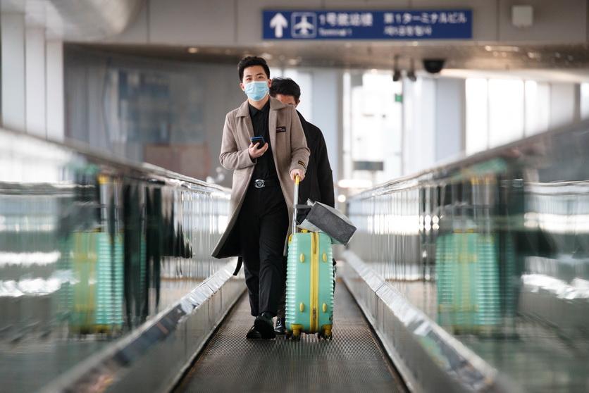 จีนสั่งเที่ยวบินจากต่างประเทศเลี่ยงจอด 'ปักกิ่ง' หลังยอดผู้ติดเชื้อไวรัสนำเข้าพุ่งสูง