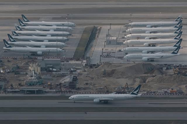 สายการบินในเอเชีย-แปซิฟิกจัดระยะห่างสังคมบนเที่ยวบิน ปล่อยที่นั่งข้างผู้โดยสารว่าง