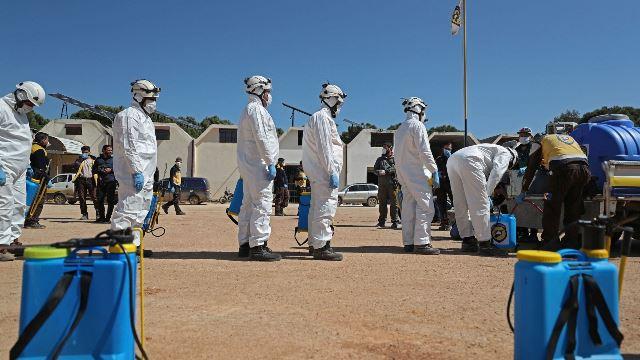 สงครามก็มีไวรัสก็มา! ซีเรียประกาศพบผู้ป่วยโควิด-19 รายแรก