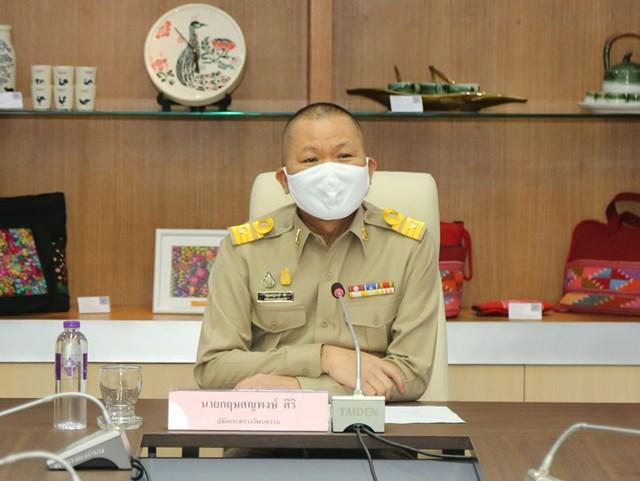 วธ.ปลุกคนไทยมีจิตสำนึกรับผิดชอบสังคมช่วงโควิด