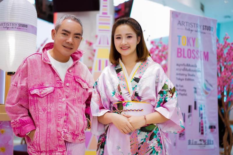 ฝึกแต่งหน้าลุคสวยใสสไตล์ญี่ปุ่น