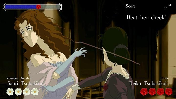 """น้ำเน่า! เกมตบหน้า """"Rose and Camellia"""" เปิดโหลดบนสมาร์ตโฟน"""