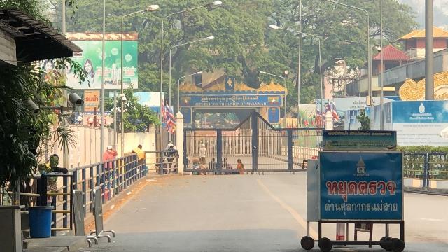แม่สายหวิดป่วน!พม่ารอรัฐบาลกลางสั่งก่อนเปิดรับแรงงานกลับจากไทย หลังเจอคนมีไข้สูง 11 รายรวด
