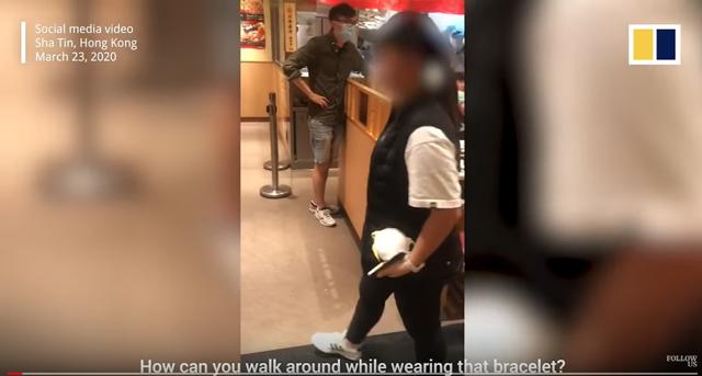 ชาวเน็ตฮ่องกงเดือด ถ่ายคลิปวัยรุ่นหนีกักตัวไปกินดินเนอร์ในร้านอาหาร