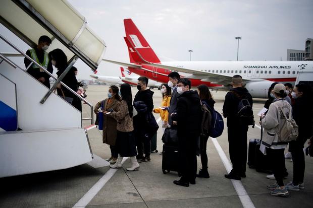 ศึกโควิด-19ในจีนยังไม่จบ ห้ามผู้พำนักอาศัยต่างชาติกลับประเทศสกัดนำเข้าเชื้อจากต่างแดน