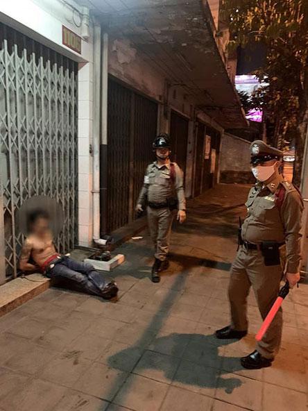 ตำรวจทุ่งมหาเมฆ จับโจรตัดสายไฟบนสะพานไทย-เบลเยี่ยม