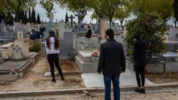 สเปนพบผู้ติดเชื้อตาย 832 คนในรอบ 24 ชั่วโมง ดันยอดรวมทะลุ 5,690 ราย
