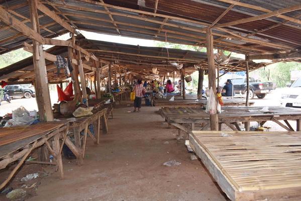 พิษโควิด19ทำตลาดของป่าซบเซา หลายชนิดต้องแปรรูปยืดอายุก่อนเน่า