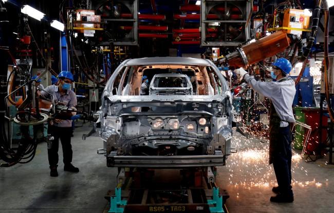 โตโยต้าสั่งหยุดไลน์ผลิตโรงงานเวียดนามชั่วคราวหนีโควิด