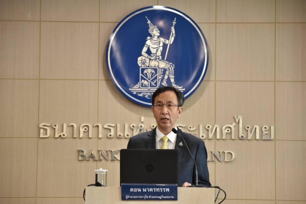 ธปท.ชี้มาตรการรัฐอัดเงิน 4 แสนล้านหนุนจีดีพี2-3%