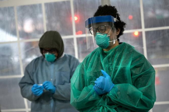 อ้าว!!รพ.หลายแห่งสหรัฐฯขู่ไล่ออกหมอ,พยาบาล ห้ามแฉชุดป้องกันขาดแคลนในวิกฤตโควิด-19