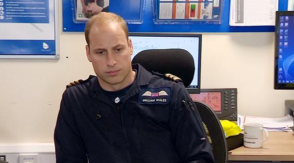 เจ้าชายวิลเลียม แสดงเจตนารมณ์อยากกลับเข้าประจำการหน่วยกู้ภัยทางอากาศ หวังช่วยขับเฮลิคอปเตอร์ภารกิจต้าน โควิด-19