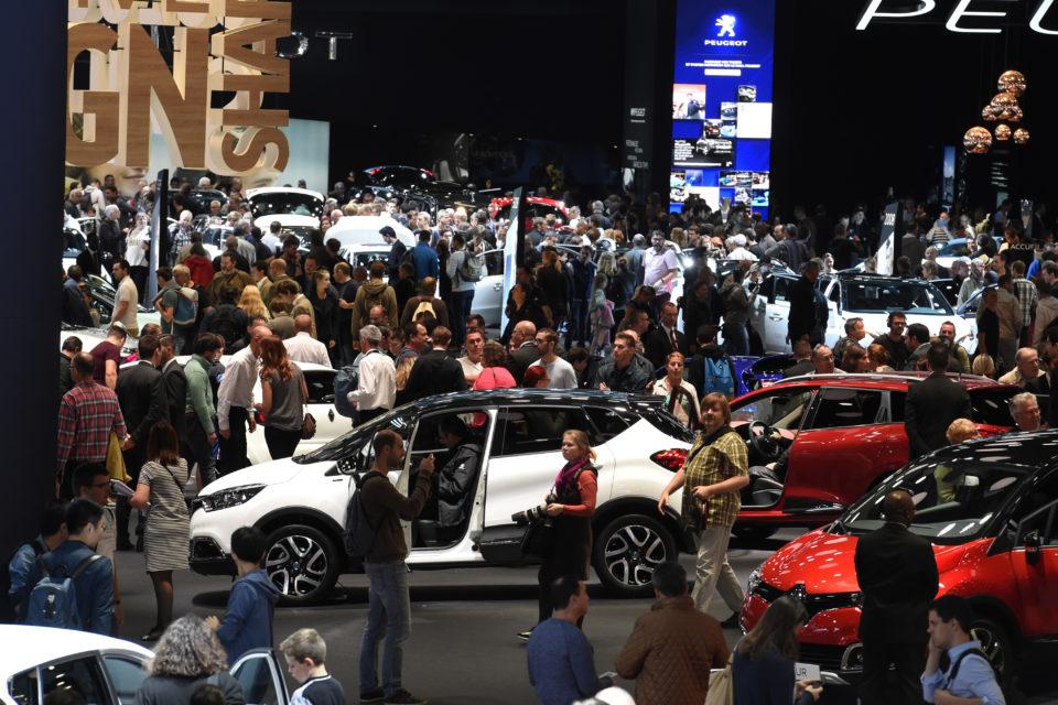 เสร็จ โควิด-19 อีกราย Paris Motorshow 2020 ยกเลิกจัดงาน
