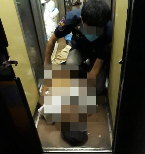 ผลตรวจหนุ่มใหญ่กลับจากปากีสถาน ดับบนรถไฟสายใต้ติดเชื้อโควิด -19