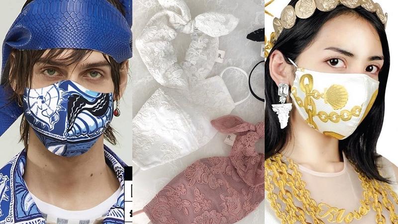 ปกป้องตัวเองแบบมีสไตล์!! หน้ากากผ้าจาก 9 แบรนด์ไทยดีไซเนอร์