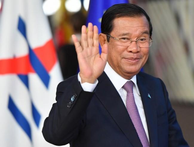 'ฮุนเซน' ประกาศยกเงินเดือน 7 เดือนรวดให้ประเทศใช้สู้โควิด