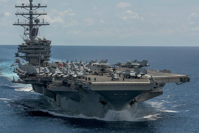 'วิกฤตไวรัส'ทำ'สหรัฐฯ'ผวาจะไม่มีเรือบรรทุกเครื่องบินในแปซิฟิก'พร้อมรบ'