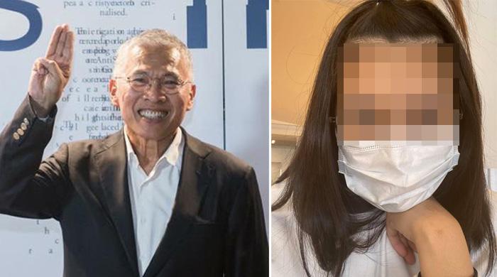 """""""เสี่ยไก่"""" ฉุนห้ามเครื่องบินเข้าไทยทำ """"ลูกสาว"""" อดกลับ โวยคำสั่งโง่ๆ จากความห่วยรัฐบาล"""