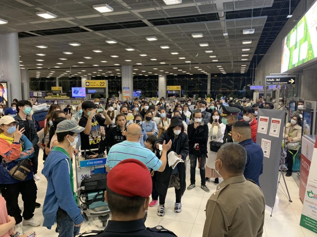 โฆษกทร.เผย 23 คนไทย กลับจากตปท. เกิดปัญหาไม่ยอมกักตัวที่สัตหีบ ต้องส่งตัวกลับสุวรรณภูมิ