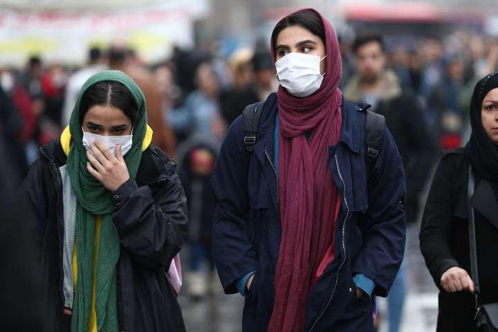 เริ่มมีหวัง! ยอดผู้ติดเชื้อรายใหม่ในอิหร่านลดต่อเนื่องเป็นวันที่ 4