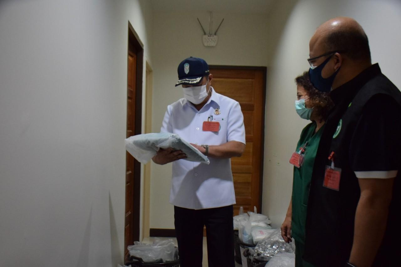 เผย 75 คนกลับจากอินโดนีเซีย ส่งกักตัว ร.ร.การบินกำแพงแสน มีไข้ 4 คน